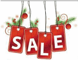 Christmas Blowout Sale!