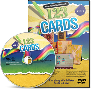 Now Available! 123 Cards DVD: Inspiring Education for Every Card Maker