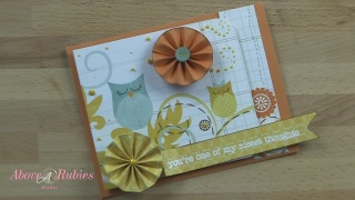 How to Make Paper Rosettes and Club Ruby Class Preview