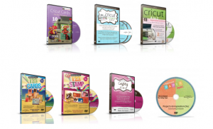 Above Rubies Craft DVDs