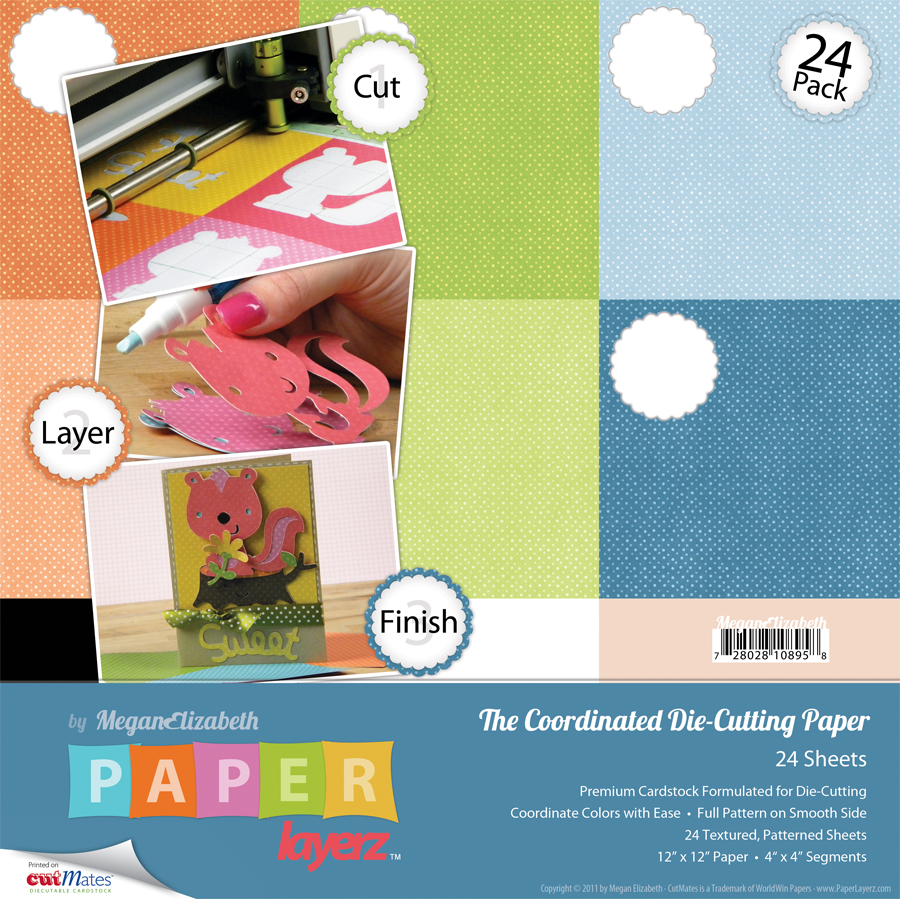 Paper Layerz, Flower Shoppe Project and Day 6 of Giveaways