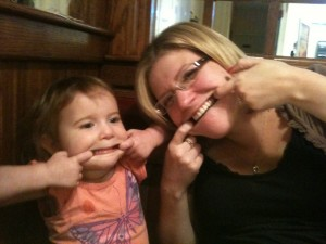 Silly With Mommy