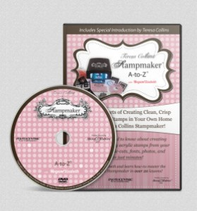 Stamp Maker DVD