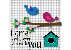 Home With You Free Printable
