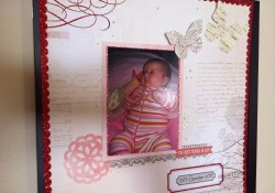 Easy Scrapbook Idea Inspiration