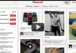 Howto Pin to Pinterest