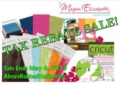 Megan Elizabeth Scrapbook Sale