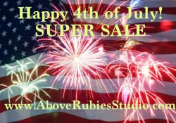 Happy 4th of July! Specials and More!