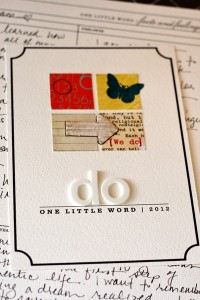 2014 One Little Word Card 3