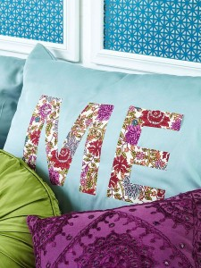 2014 One Little Word Pillow Display 7