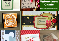 Saturday 7: Masculine Valentine's Love Cards