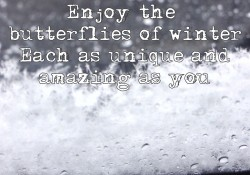 snow quote picture