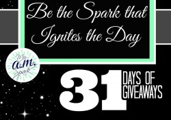 Sparkle & Shine All May Long!! Giveaway Everyday with Grand Prize Event