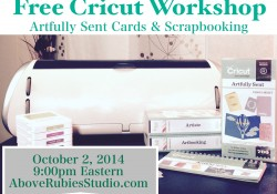 FREE Cricut Workshop