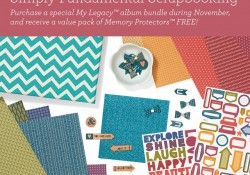 Tech Speak Cricut Scrapbook Layout