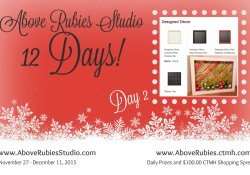Day 2 – 2015 12 Days Giveaways!