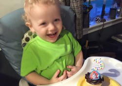 Happy 2nd Birthday Gradyn Everet! MLM
