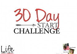 Why START – 30 Days and more…..